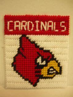 images  plastic canvas college logos