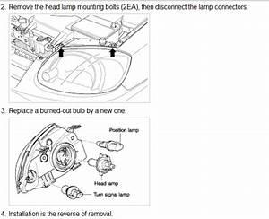 2005 Hyundai Accent Ke Light Switch Location - Wiring Diagrams Image Free