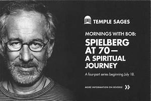 Spielberg at 70: A Spiritual Journey   Atlanta Jewish Times