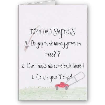 funny pictures gallery fathers day card quotes fathers