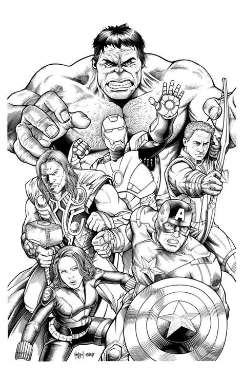 avengers assemble by eric henson on deviantart