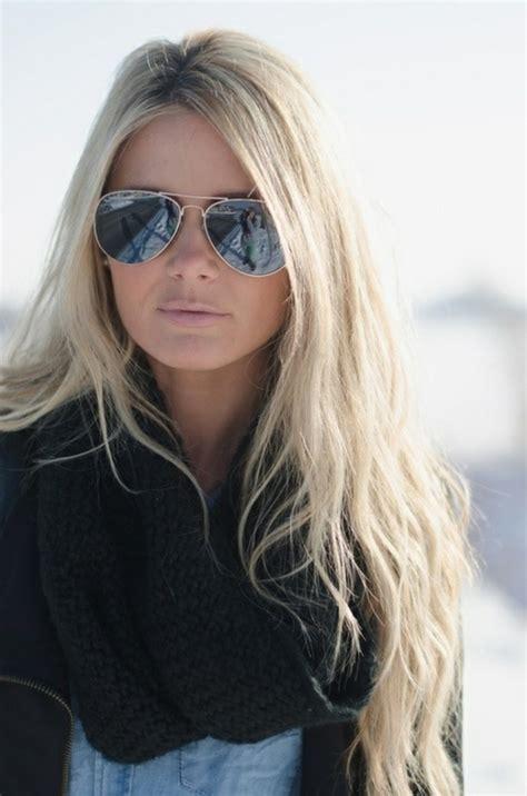 Blonde Haare sind immer im Trend!   Archzine.net