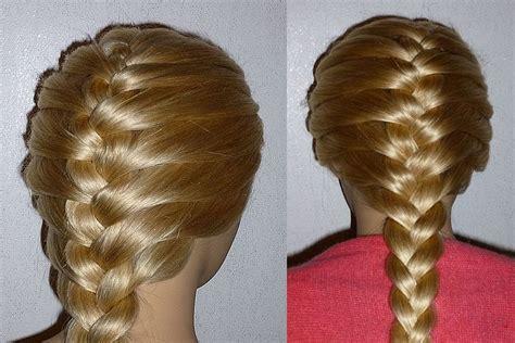 basic hair styles easy braided hairstyles for beginners www imgkid