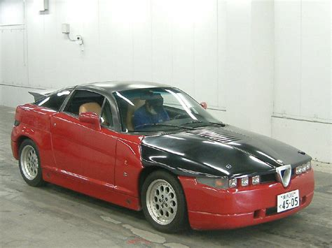 Alfa Romeo Rz by 1994 Alfa Romeo Rz Photos Informations Articles
