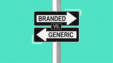 Brand-name vs. generic drugs: Which is better?
