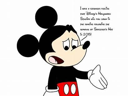 Mickey Feeling Stranger Dhs Mouse Marcospower1996 Deviantart