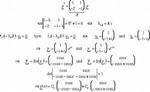 Differentialgleichung Online Berechnen : kapitel 12 gew hnliche differentialgleichungen ~ Themetempest.com Abrechnung