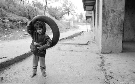photography wallpaper childhood poverty  wallpaper