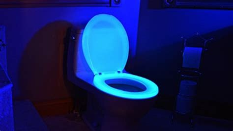 light up toilet seat glow in the toilet seat like