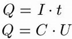 Spannung Berechnen Formel : kondensator ~ Themetempest.com Abrechnung