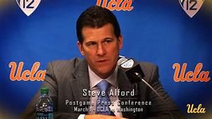 Steve Alford Postgame Press Conference - 03.01.17 - YouTube