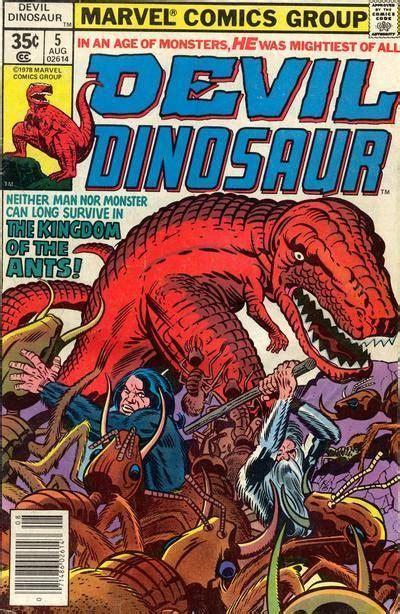 devil dinosaur  journey   center   ants issue