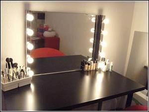 Leuchte Für Spiegel : schminkspiegel mit beleuchtung test beleuchtung hause ~ Whattoseeinmadrid.com Haus und Dekorationen
