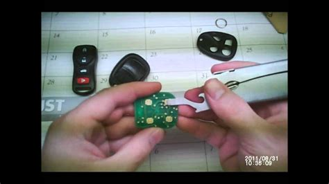 Change The Battery And Quick Fix Your Car Remote