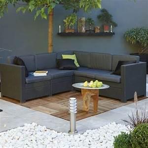 Meubles De Jardin Leroy Merlin : mobilier de jardin design leroy merlin jardin ~ Melissatoandfro.com Idées de Décoration