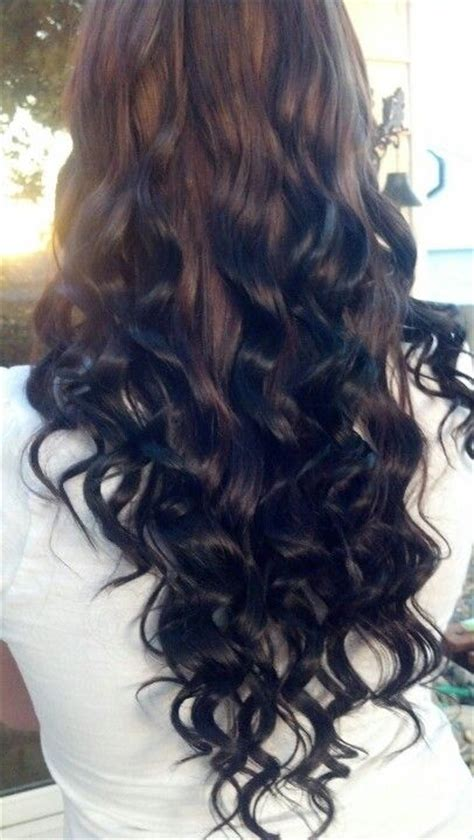 dark brown hair with light brown tips this is what my hair kind of looks like now light to dark