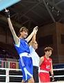 拳擊》黃筱雯身高優勢勝南韓 明天搶本屆首金 - 自由體育