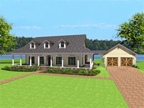 cape cod house plan single ranch style house plans with wrap around