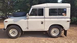 1970 Land Rover Series Late Iia 88 Like Defender Safari I