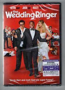 the wedding ringer new dvd kevin hart kaley cuoco josh gad thirlby ebay
