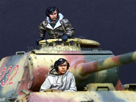 35132 German Panther Crew Set