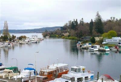 Boat Shop Taupo by Taupo Boat Marina Lake Taupo New Zealand Marinas On