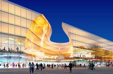 Emporia Malmo Sweden Shopping Center