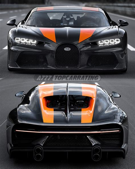 It is a feast of aesthetics, says stephan winkelmann. 2019 Bugatti Chiron Super Sport 300+ Prototype - price and specifications