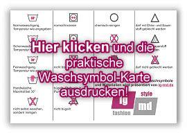 Waeschezeichen Und Ihre Bedeutung by Pflegehinweise Und Waschsymbole Legende Der Waschsymbole