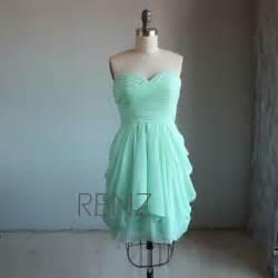 etsy bridesmaid dresses mint bridesmaid dress www etsy shop renzrags the merry