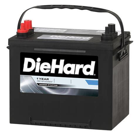 Diehard Marine Starting Battery Ms Group Size Ep Ms