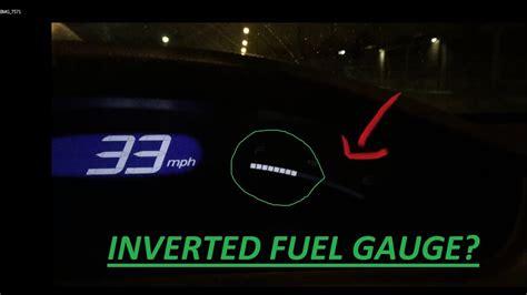 gen honda civic fuel gauge inverting issue youtube