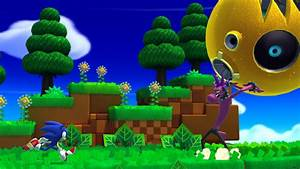 Sonic Lost World Wii U News Reviews Trailer Screenshots