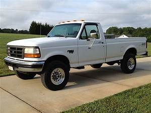 Purchase Used 1997 Ford F250 Single Cab 5spd 4x4 7 3l