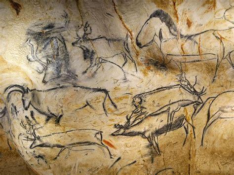 frances  prehistoric cave art  real