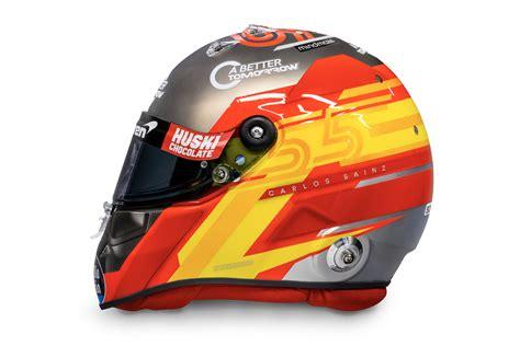 gallery  formula  driver crash helmets motor sport