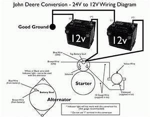 John Deere 3020 Starter Wiring Diagram