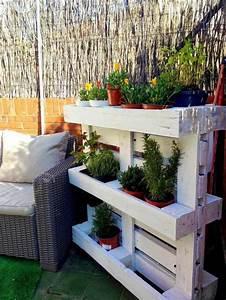 Palette Bois Pas Cher : support jardiniere pas cher uteyo ~ Premium-room.com Idées de Décoration