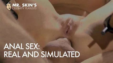 Anal Sex Real And Simulated Mrskin