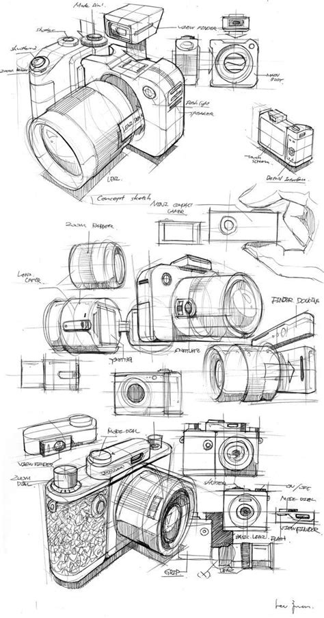 camera orthographic gigih sadikin kel  ortographic