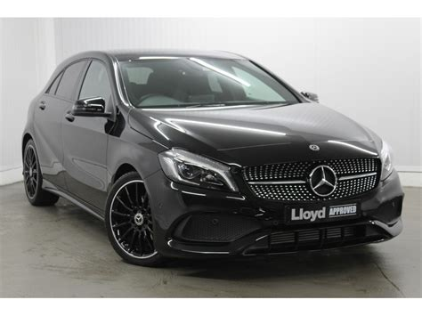 The benchmark in the compact class. 2018 (18) MERCEDES-BENZ A CLASS A200d AMG Line Premium Plus 5dr Auto