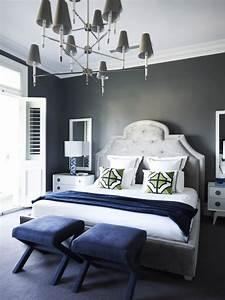 15, Beautiful, Grey, Bedroom, Design, Ideas
