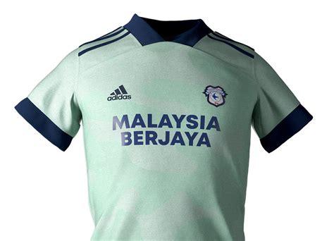 Cardiff City 2020-21 Adidas Away Shirt | 20/21 Kits ...