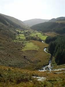 Ireland Wicklow National Park