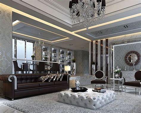 Интерьер в стиле Артдеко фото  Дом Мечты