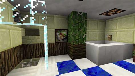 Minecraft Moderne Häuser Einrichten by Minecraft Einrichtung Badezimmer Tutorial