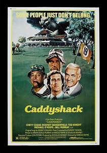 caddyshack movie poster film poster one sheet
