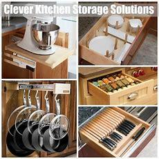 Kitchen Storage Solutions  Sawdust Girl®