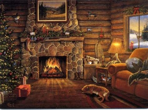 Animated Log Wallpaper - log cabin wallpapers wallpaper cave