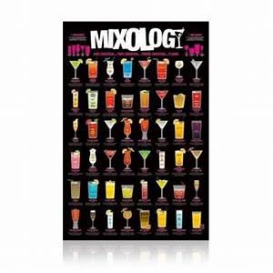 Cocktailbar Für Zuhause : cocktail gl ser cocktails mixology xxl design poster 91cm g nstig online bestellen ~ Indierocktalk.com Haus und Dekorationen